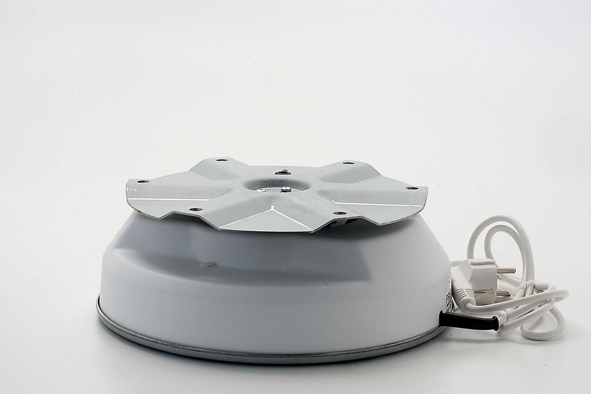 plateau tournant mannequin max 30 kg pour vitrine pre motion. Black Bedroom Furniture Sets. Home Design Ideas