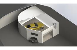Cabine studio photo 360° avec plateau tournant | Solution totale