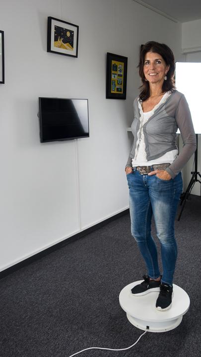 3D scanning full body