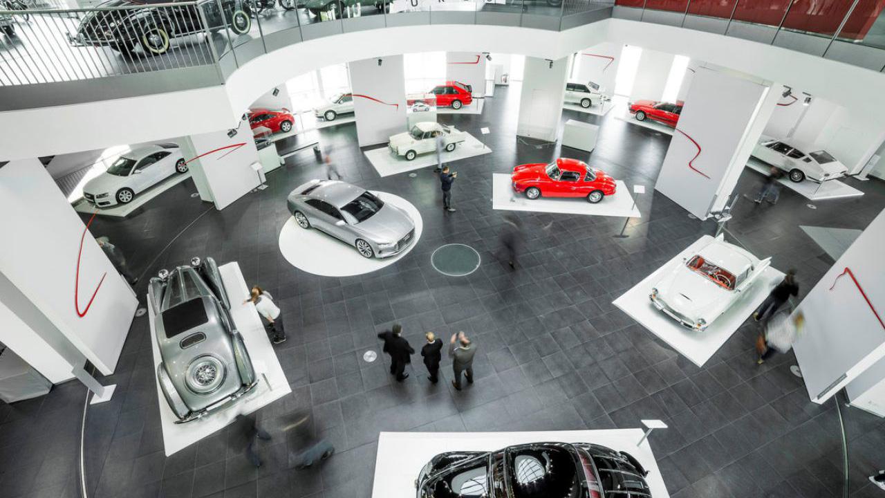 Audi Ingolstadt Museum