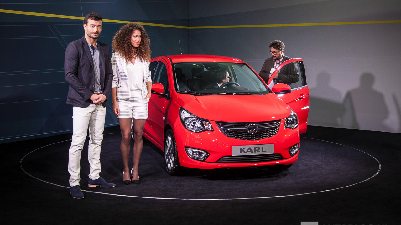 Opel Karl Autosalon Genève