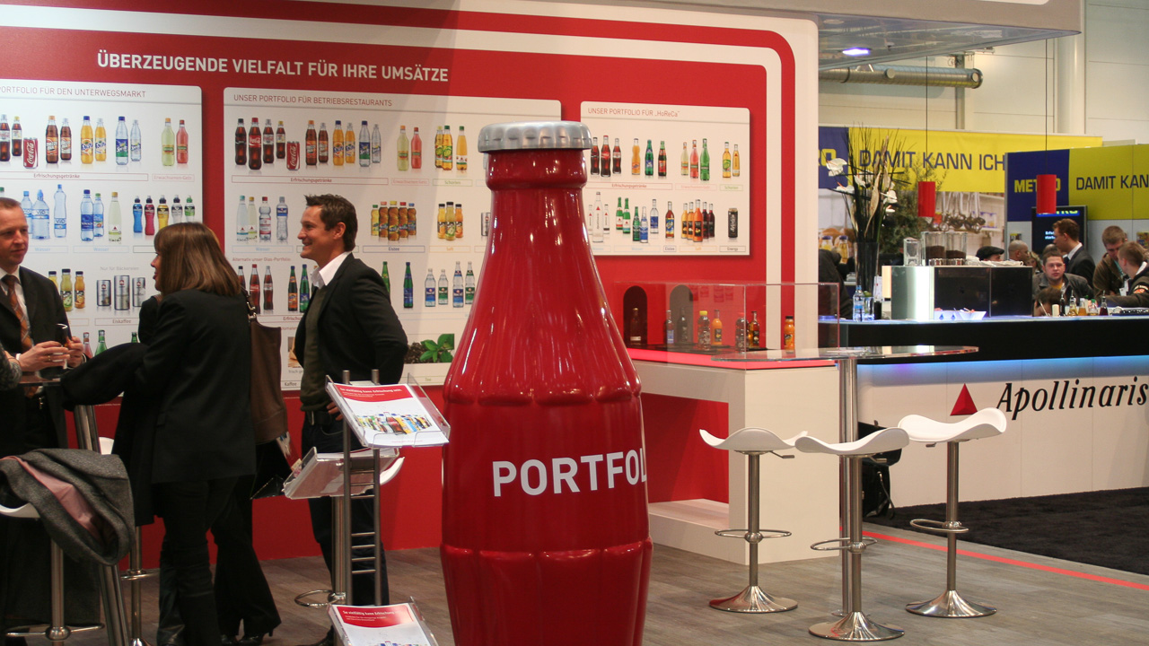 Coca Cola Internorga Hamburg